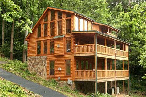 lasting impressions cabin by jackson mountain homes in