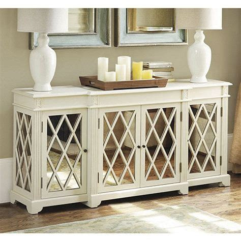 Ballard Designs Sale lyon mirrored sideboard the white white lamps and entryway