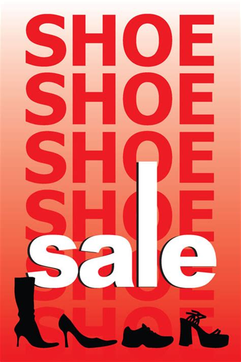 groundhog day qartulad shoe sales 28 images shoe sale stock vector image of
