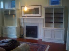 Built In Cupboards Next To Fireplace by Living Room Plans On Wainscoting Wainscoting