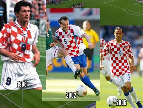 Jersey Go Croatia Home world cup uniforms a closer look at a s kits
