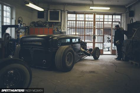 build a car workshop home is where you build it the slammer garage speedhunters