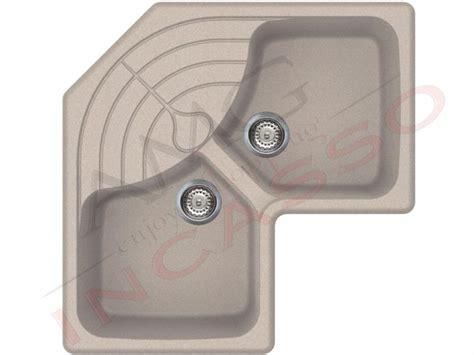 elleci lavelli cucina lavello angolare elleci master corner lgmcor51 83x83 2