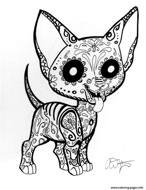cute skull coloring page print car sugar skull cute coloring pages sugar skull