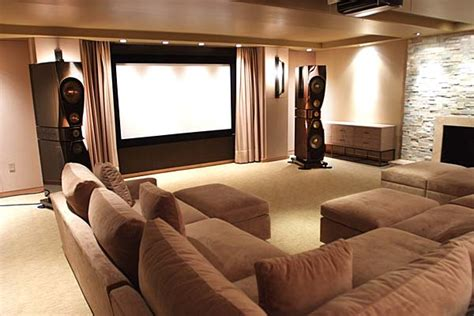 home cinema couch large couch based theater home cinema guru