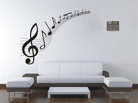 vinyl wall stickers large music music notes wall sticker vinyl decal wall