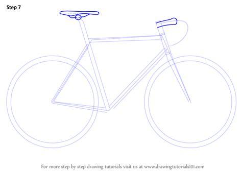 construct 2 bike tutorial step by step how to draw a bike drawingtutorials101 com