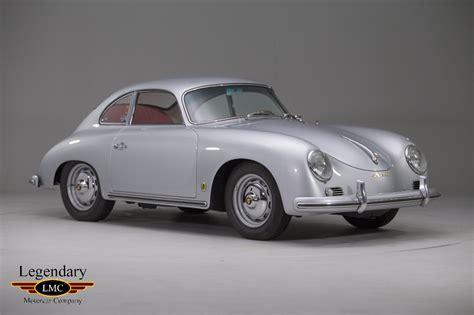 Porsche 356 A Coupe by 1958 Porsche 356 A Coupe