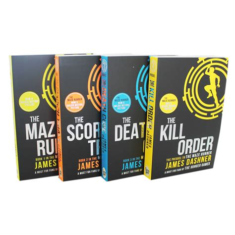 the series books the maze runner book series by dashner books for