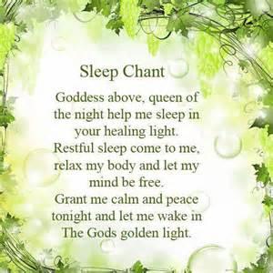 engels / slaap spreuk   ~ * Pagan Ouderschap / Pagan