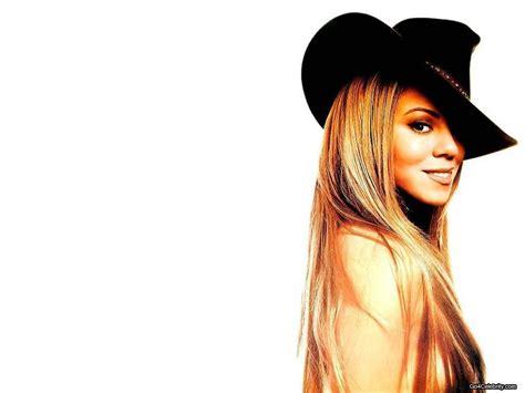 wallpaper girl with hat mariah carey music photo 14583930 fanpop