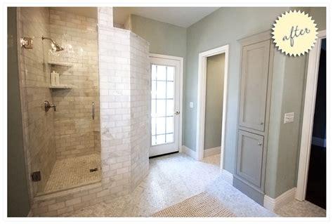 master bath carrara marble bathroom rubber ducky