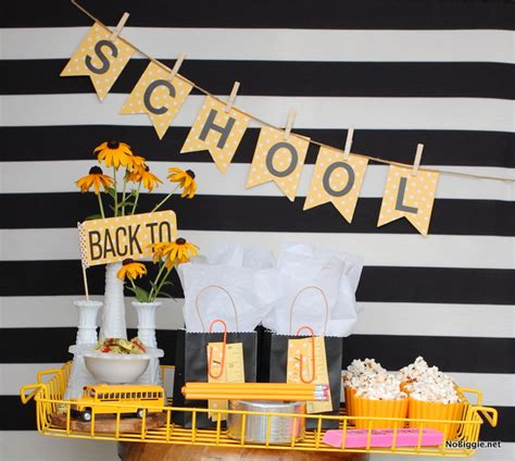 themes for a college event 5 back to school traditions to start with your kids