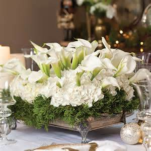 christmas floral centerpieces paula deen magazine