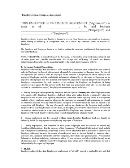 non solicitation agreement template non solicitation agreement template 28 images non