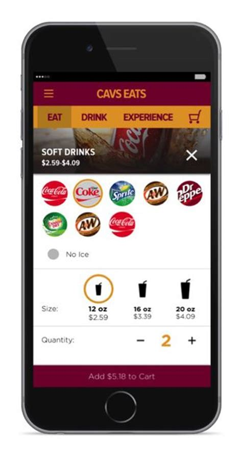 order food from your seat app tap in2 seeks more orders in expanding market for stadium