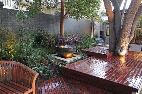 Outdoor Patio Garden The Big Garden Rev Stage 1 Tropical Patio Perth