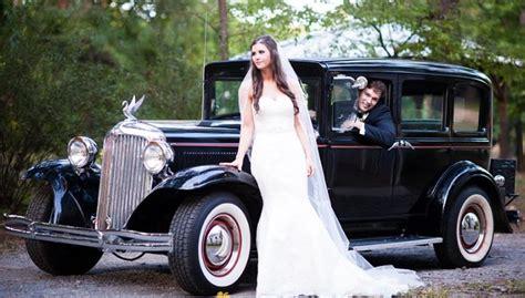 Classic Car Limo Service by 770 826 3575 Atlanta Classic Car Wedding Limos Vintage