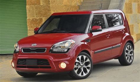 Kia New Soul Kia Produces Its New Soul In Special Edition Zone