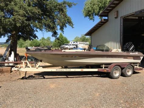 ranger boats redding 1984 ranger 395 v bass boat 1900 fall river mills
