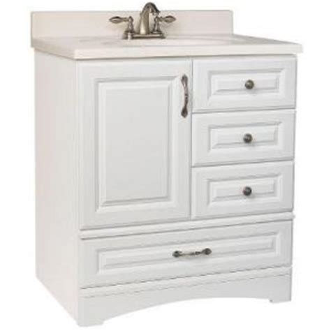 American Classic Vanity by American Classics Danville White Gallery Sandalwood Vanity At Home Depot Vanities Bathroom