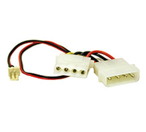 3 pin fan to molex adapter 3 pin to 4 pin 3 pin fan to 4 pin power pass through adapter