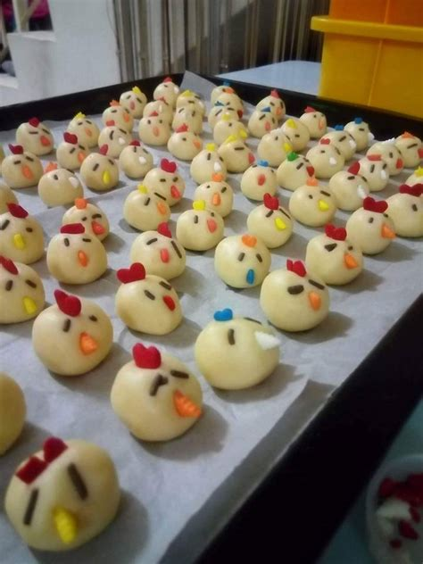 new year cookies malaysia all these chicken cookies for cny are just