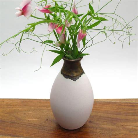 Pastel Vase by Pastel Stoneware Teardrop Vase By Menear Ceramics
