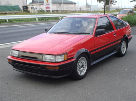 Toyota Corolla Gt Coupe Ae86 For Sale Toyota Corolla Levin Ae86 Gt 3d Apex For Sale Car On