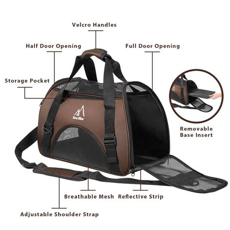 airline approved pet carriers seat terra hiker small pet carrier airline approved carrier