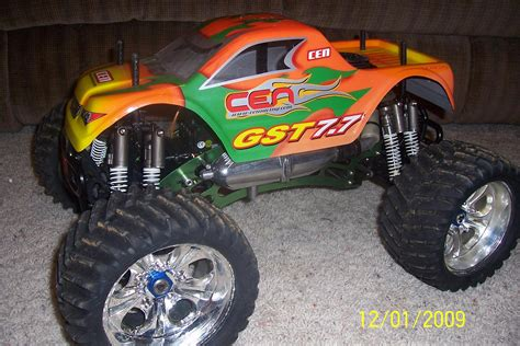 should i trade my cen genesis gst 7 7 for a savge 25 r c