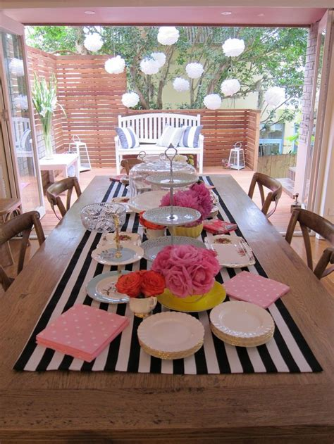 kitchen tea ideas party ideas pinterest luxury table decor for kitchen tea kitchen table sets