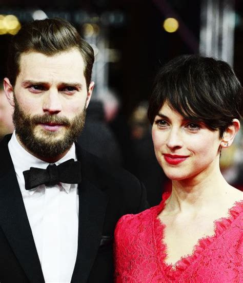 why is amelia warners hair short dailyjamelia jamie dornan and his wife amelia warner at
