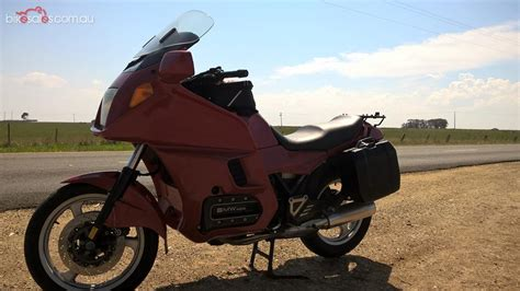 Bmw Independence 1991 Bmw K 1100 Rs Independence Ky Cycletrader