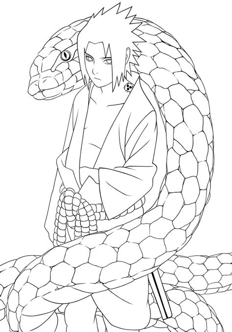 naruto coloring pages coloring pages to print