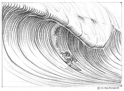 Drawing Waves by King Of Kooks Missives To His Subjects How To Draw A