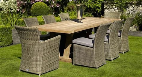 garden table and chairs garden tables chairs garden furniture hage