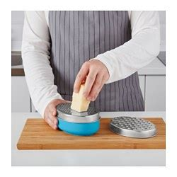 Chosigt Grater With Container chosigt grater with container blue ikea