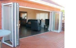 Folding Glass Doors Exterior Cost Best Folding Patio Doors Door Styles