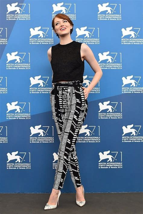 emma stone outfits celebrity best dressed looks to copy glam radar