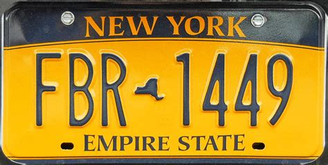 Ny Vanity Plates by Untitled Document Www Plateshack