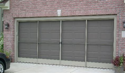Screen Doors For Garages With Sliding Doors Garage Screen Door Patio Enclosure Installation Gallery