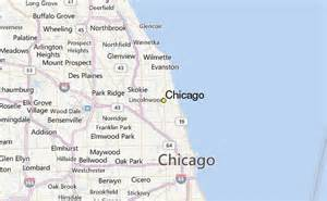 Chicago Radar Map by Chicago Weather Station Record Historical Weather For