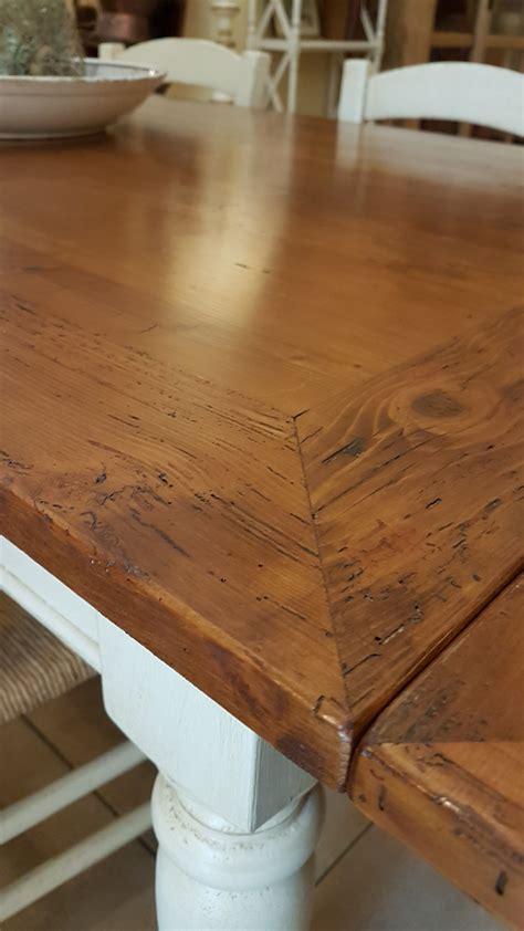 tavoli legno vecchio arredamento contemporaneo mobili country su misura siena