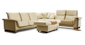 American Furniture Warehouse Sofas Stressless 174 Paradise Leather Reclining Sectional By