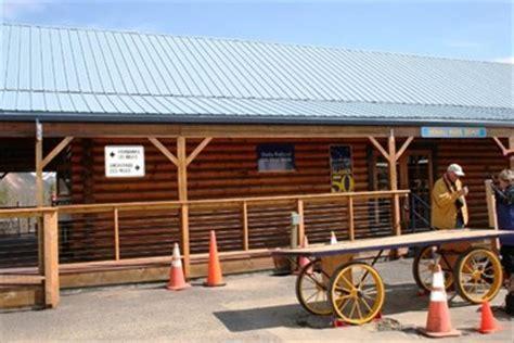 denali park depot stations depots on