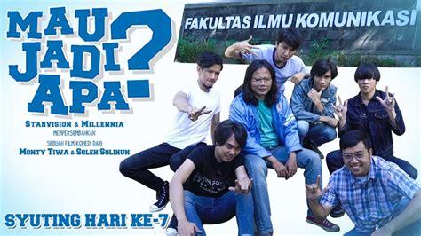 film indonesia mau jadi apa vlog syuting film quot mau jadi apa quot hari 7 youtube