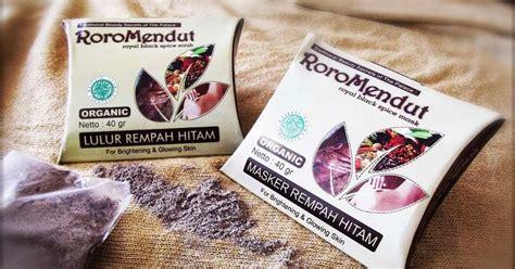 V Scrub Roro Mendut indonesia by via han masker rempah