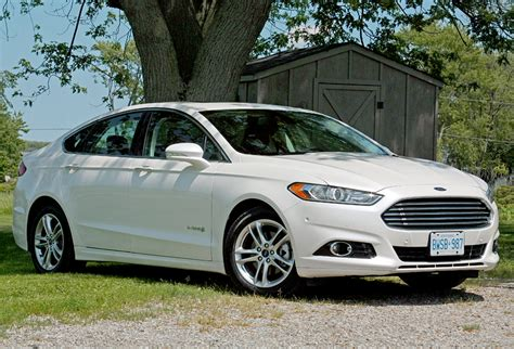2015 Ford Fusion Titanium by 2015 Ford Fusion Titanium Hybrid Review 187 Driven Today