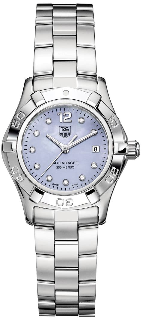 tag heuer aquaracer 27mm model waf1419 ba0824
